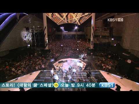 �P】EXO(K&M)- MAMA (2 Sep,2012)