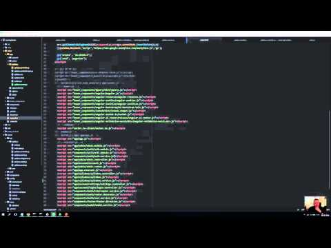 js web apps angularjs resource to talk to the rest api youtube
