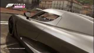Трейлер к игре - Forza Horizon 2