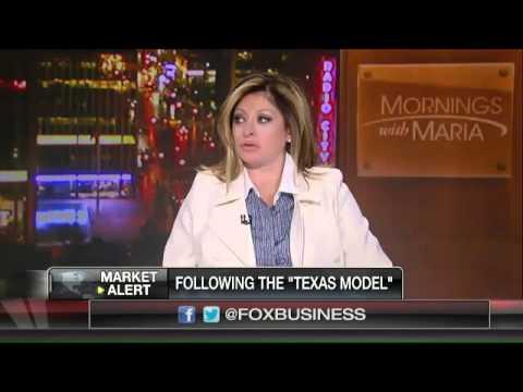 Should U.S. follow Texas model to boost job growth?