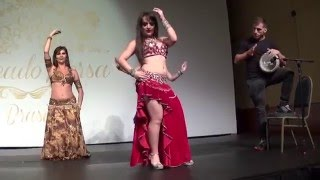 Concurso Master | Mercado Persa 2016 | dança do ventre | belly dance