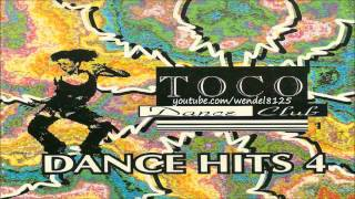 CD Toco Dance Hits Vol. 4 (Eurodance, Dance 90)