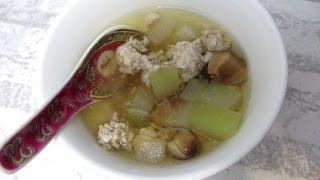 冬瓜粒粒湯 Winter Melon Soup