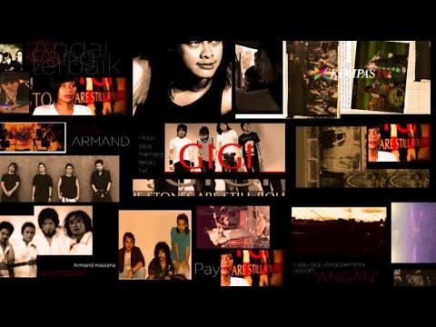 GIGI yang Terawat - Discography