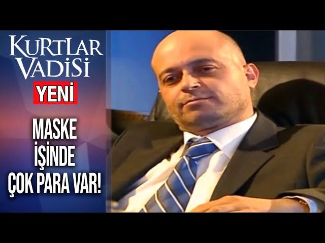 Ticari Zekasıyla Tuncay Kantarcı: Maske İşinde Çok Para Var! - Kurtlar Vadisi | 15.Bölüm
