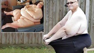 Он похудел на 300 кг