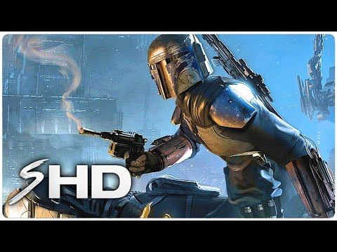 STAR WARS: The Mandalorian Official First Look (2019) Star Wars Live Action TV Series Details
