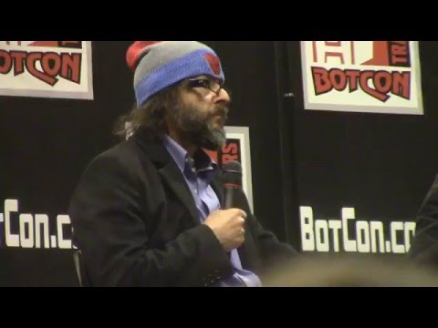 Botcon 2016: Judd Nelson  Voice Acting Panel Hot Rod  TF: The Movie
