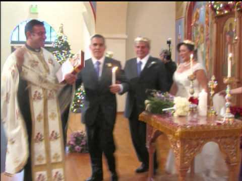 Hatem Tarazi and Mona Sarraf Wedding Part 1