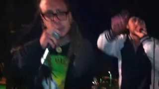 """SenzaNome & NigiaFlow LIVE """"GIOIA DEL COLLE"""" 31-05-2013"""