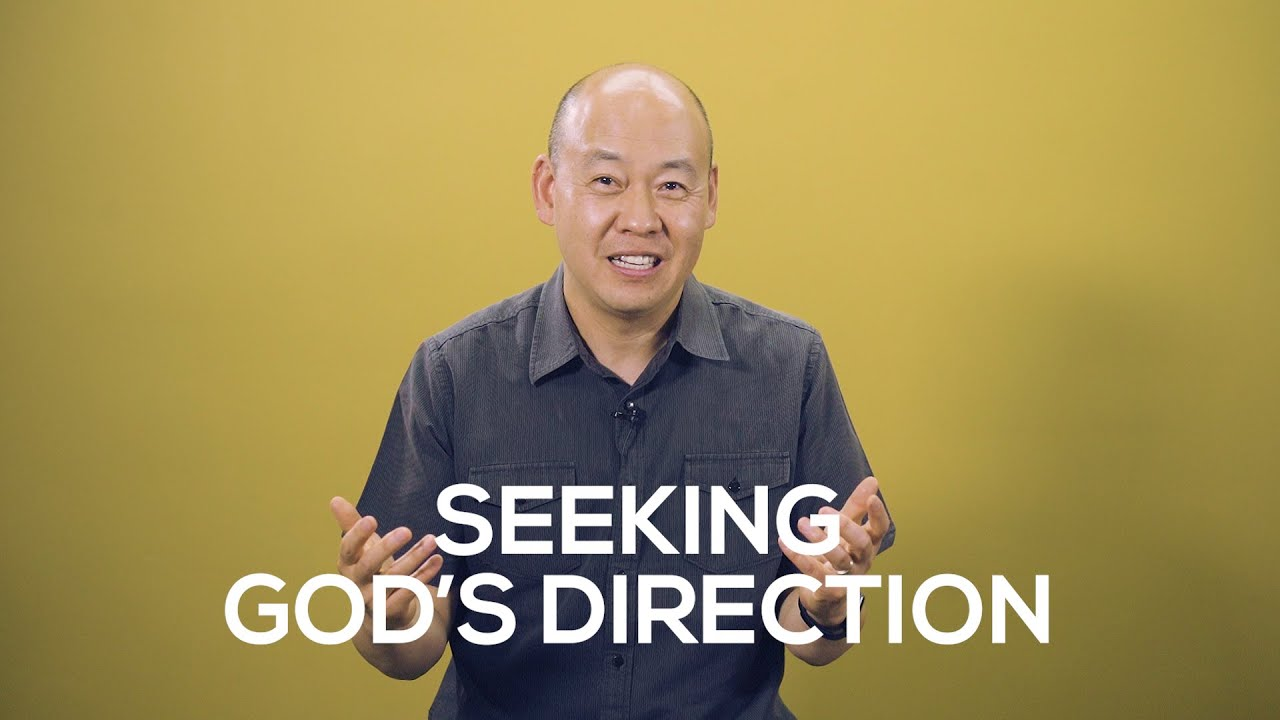 Seeking God's Direction // Q+A From the Book of James