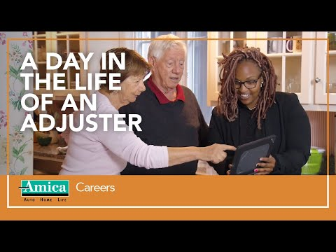 Amica Insurance: A Day in the Life of an Adjuster