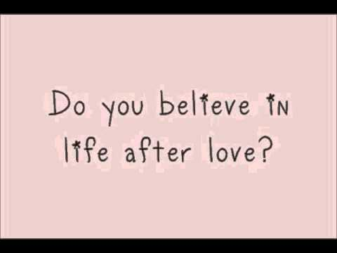 Believe Ella Henderson karaoke with lyrics