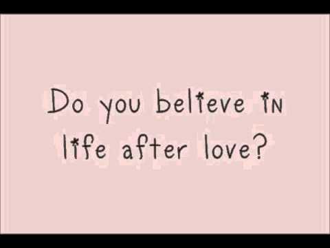 Believe Ella Henderson karaoke with lyrics
