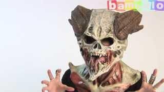 Латексная маска Дьявола(http://bambolo.ru/maski/lateksnaya-maska-cherep-dyavola Артикул: 4374 Цена: 3 990 руб., 2013-10-21T13:22:43.000Z)
