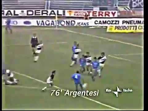 1986/87, Serie A, Brescia - Udinese 1-0 (06)