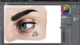 How to Draw Eyes Tutorial  Very Easy! Step by step #-)