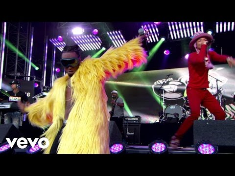 "Rae Sremmurd - ""Black Beatles"" ft. Gucci Mane (Jimmy Kimmel Live!) ft. Gucci Mane"