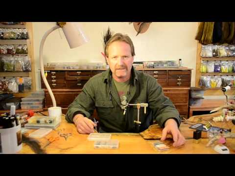 Slide Inn Q&A #10 - How To Organize Your Fly Tying Materials With Kelly Galloup