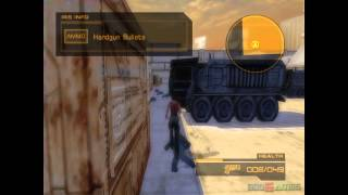 Headhunter: Redemption - Gameplay PS2 HD 720P