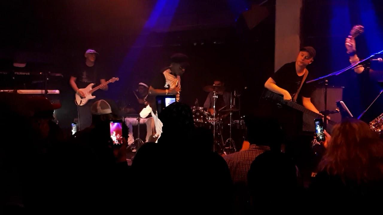 Johnny Osbourne Buddy bye  @The Jazz Cafe Pt1 29.9.19
