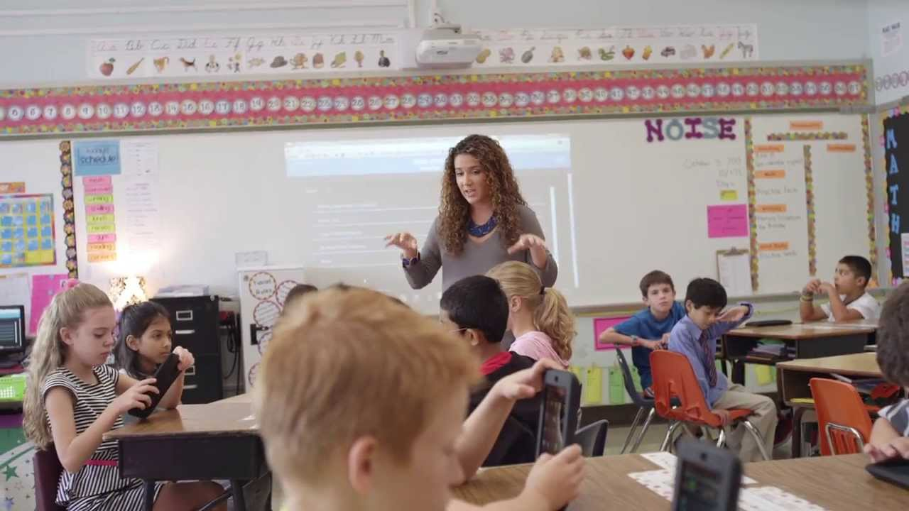 Introducing Tablets with Google Play for Education