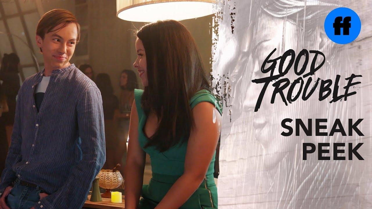 Download Good Trouble Season 1, Episode 2   Sneak Peek: Adams Foster Reunion   Freeform