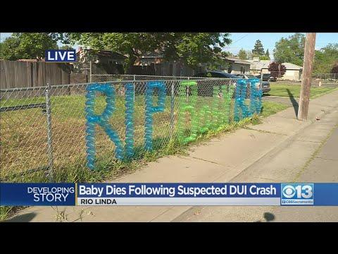 Baby RJ Dies Following Suspected DUI Crash