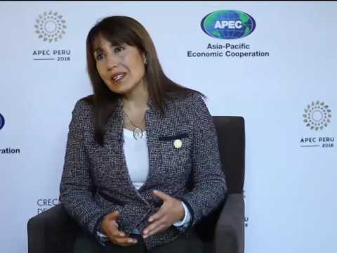 Interview with Magali Silva Velarde-Alvarez, Peru's Minister of Foreign Trade and Tourism