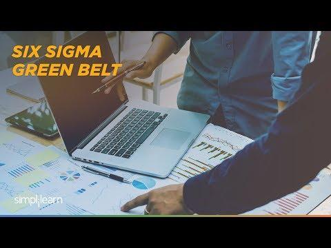 Six Sigma Green Belt Training | Six Sigma Certification | Simplilearn