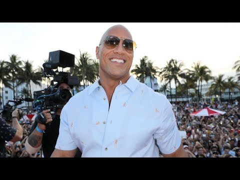 Dwayne Johnson backs Biden in first public presidential endorseme ...
