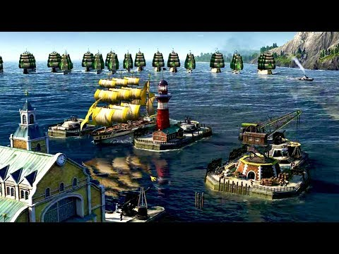 I Almost Lost Everything From A Surprise Attack in Anno 1800 |