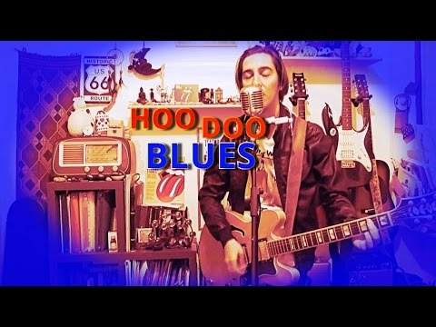 The Rolling Stones - Hoo Doo Blues (cover from BLUE & LONESOME)