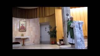 FCRM140209 PC RD DM RB S MESSA 9 Feb 2014 Padre Cosimo Reho CRisto re Martina F