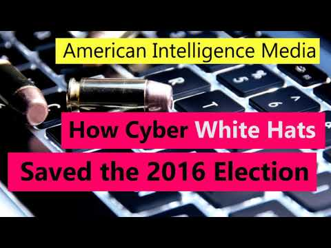 2017 12 01   Cyber White Hats Saved the Election