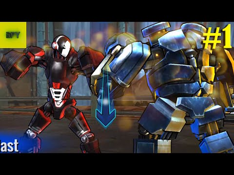 Ultimate Robot Fighting Ep. 1 - Android Gameplay HD