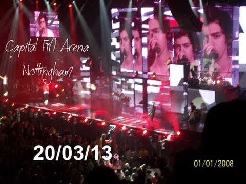 One Direction-Nottingham Capital FM Arena One Thing