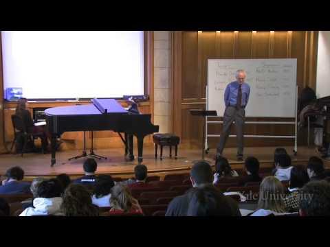 Lecture 19. Romantic Opera: Verdi's La Traviata, Bocelli, Pavarotti and Domingo