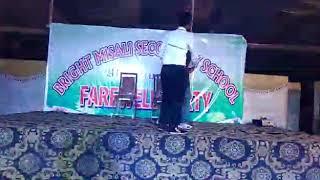 Hostel & school life performance bright Misali school skp