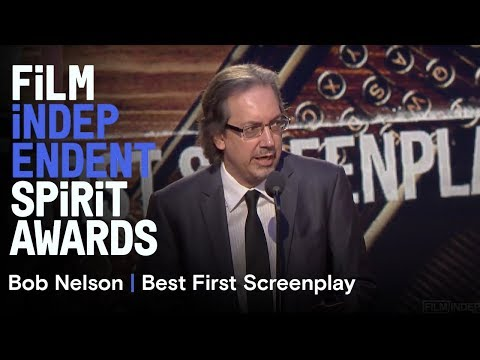 Best First Screenplay | 2014 Film Independent Spirit Awards