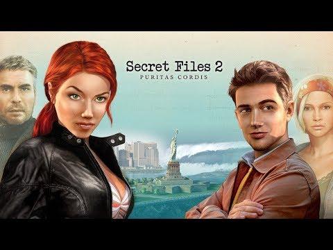 Secret Files 2: Puritas Cordis Full Game Movie All Cutscenes |