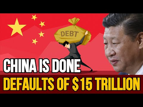 China's economy collapsed, the CCP defaulted $ 15 trillion. Now facing economic and food crisis