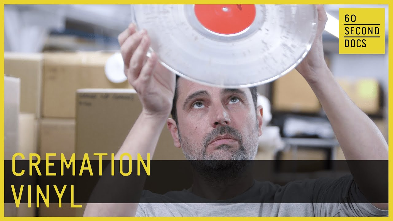Cremation Vinyl | Immortalizing the Dead in Records