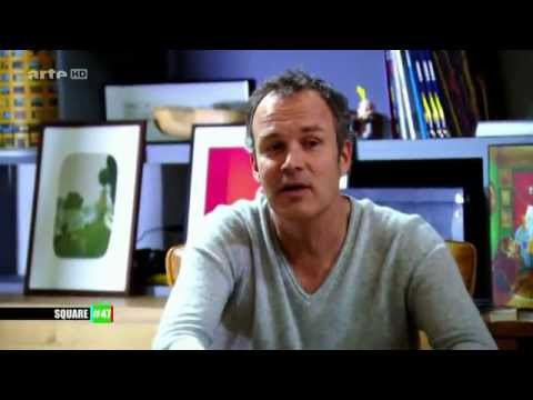 """Comiczeichner Zep (3/3) - Im """"Atelier der Kindheit"""" mit Philippe Chappuis"""
