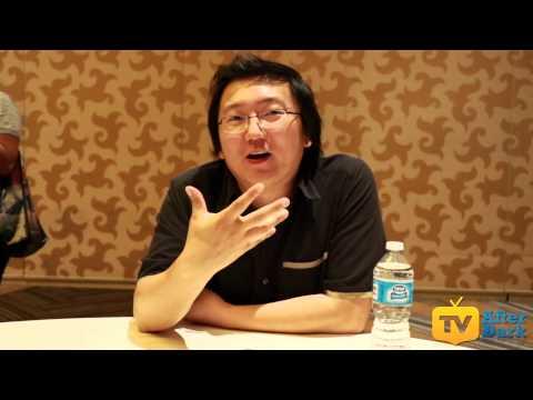 Heroes: Reborn's Masi Oka Hiro Nakamura SDCC15