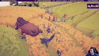 Ta gra jest zajebista! - Totally Accurate Battle Simulator / 11.04.2019 (#5)