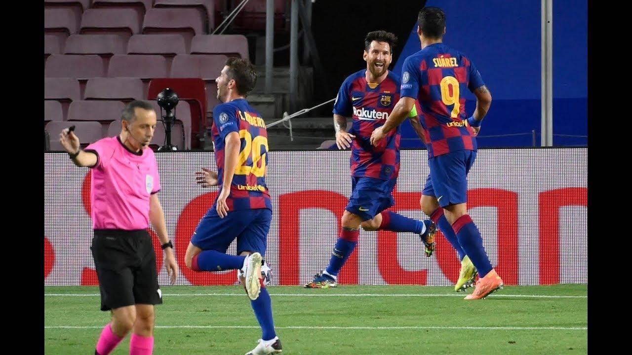Carrusel Deportivo último tramo EN VIVO: Análisis del Barcelona vs Nápoles [08/08/2020]