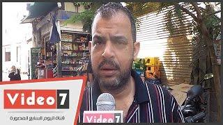 """مواطن لمحافظ القليوبية:""""مابنشوفش رئيس حى شبرا فى الشارع"""""""
