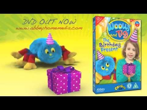 Woolly and Tig: The Birthday Present - DVD Trailer