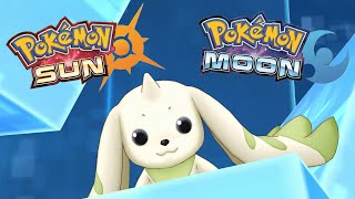 """Pokémon Sun and Moon"" - Episode 1"